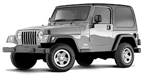 Jeep Right Hand Drive Postal Wrangler