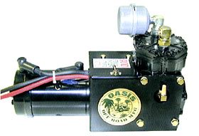 Oasis Trailhead Air Compressor