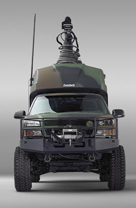 Military Trucks on Rockcrawler Com   Gm Reveals Fuel Efficient Military Truck To Army