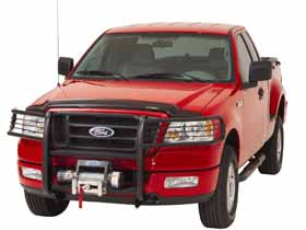 Ramsey Sierra Grille Guard for 2004 F-150