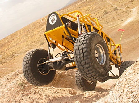 off road vehicle. extreme off-road vehicle