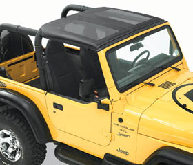 Bestop, drawing on 50 years of Jeep® top expertise, has gone the traditional ...