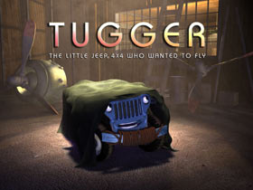 Tugger, The Little Jeep 4x4 Who Wanted to Fly