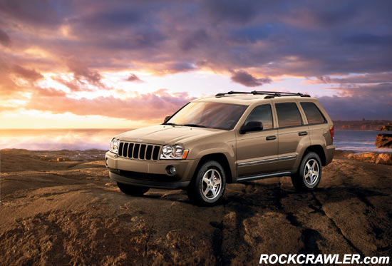 2005 Jeep Rocky Mountain Edition