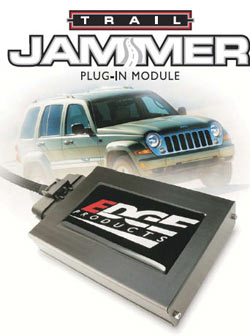 Jeep Liberty Mpg >> ROCKCRAWLER.com - Edge Trail Jammer Module for Jeep ...