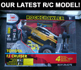 New Bright Rock Crawler!