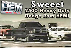 2500 Heavy Duty Dodge Ram HEMI