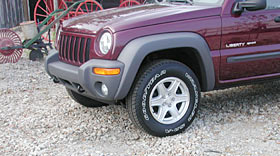 Rockcrawler Com 2002 Jeep Liberty Review