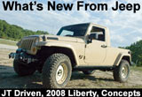 What's New at Jeep 2008