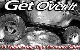 33 Engineering High Clearance Skids