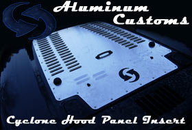 Aluminum Customs Cyclone