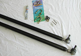 Big Daddy Offroad Monster CJ Tie Rod and Drag Link