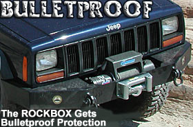 Bulletproof Bumpers For Jeep Cherokees