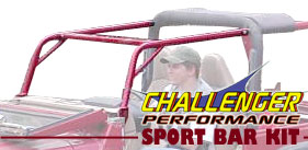 Challenger Performance Sport Bar Kit