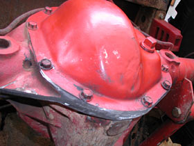 Crane High Clearance Diff Cover