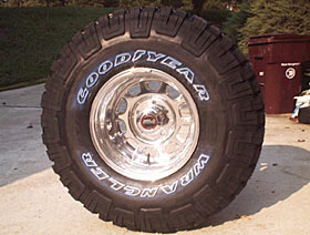 Goodyear MTR and Weld Super-Single Sidewinder