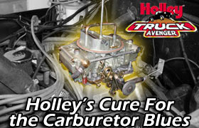 Holley Truck Avenger