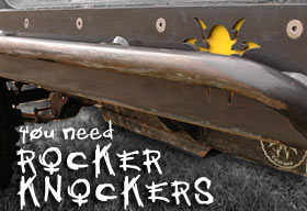 You Need Rocker Knockers