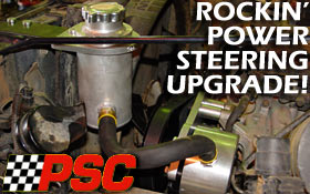PSC Power Steering Conversion