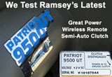 Ramsey Patriot 9500UT Winch