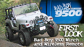 Ramsey Bad Boy 9500 Winch