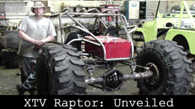 XTV Raptor: Unveiled