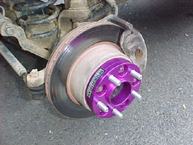 JKS Wheel Spacers