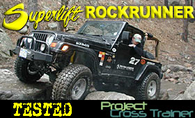 Superlift Rockrunner