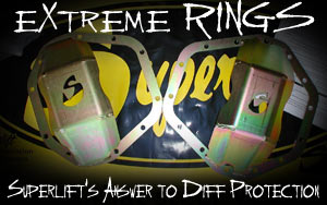Superlift eXtreme Rings