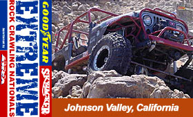 ARCA - Extreme Rock Crawling Nationals - Johnson Valley, California