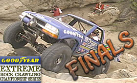 Goodyear Extreme Rock Crawling Championships