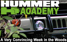 Hummer H1 Driving Academy