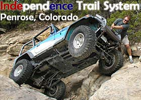 Colorado's Independence Trail System