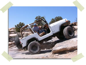 Easter Jeep Fiasco