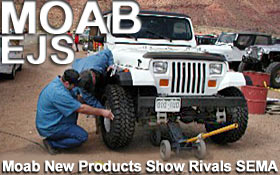 Moab Easter Jeep Safari Show