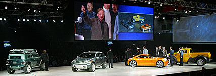 2002 Jeep Compass Concept Debut