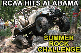 RCAA Summer Rock Challenge