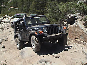 Mark A. Smith Rubicon Trail Adventure.
