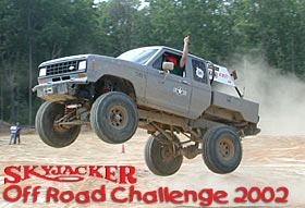 2002 Skyjacker Off Road Challenge
