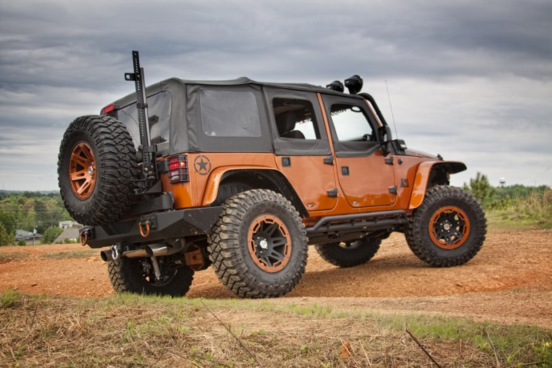 Rugged Ridge Half Doors A New Way To Experience Jeep