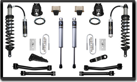ICON Ram Coilover Kit