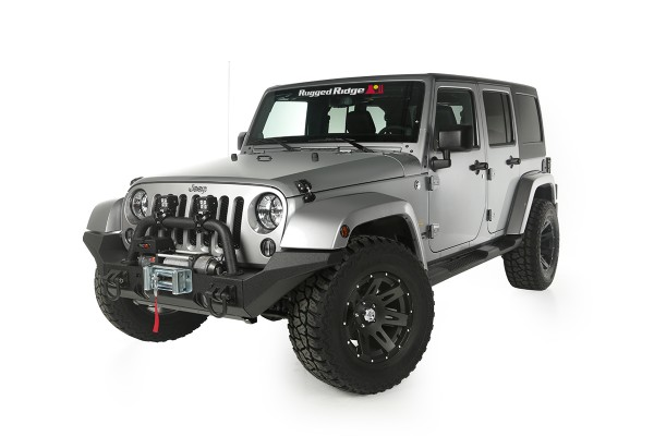 Rugged Ridge Granite Jeep Wrangler Upgrade Package