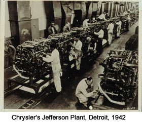 How Many Horsepower Is A 5.7 Hemi >> ROCKCRAWLER.com - Chrysler's Jefferson North Plant Gets Overhaul for 2005 Grand Cherokee Production