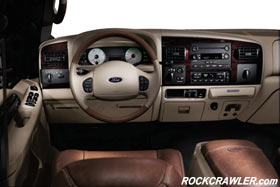 King Ranch Ford >> ROCKCRAWLER.com - 2005 Ford Super Duty Overview