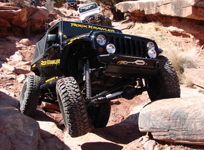 rockcrawler com new rock krawler jk coil over suspension kits Custom Rock Crawling Suspension