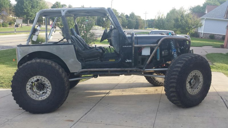 Tj Rock Crawler : For sale built tj crawler rockcrawler forum