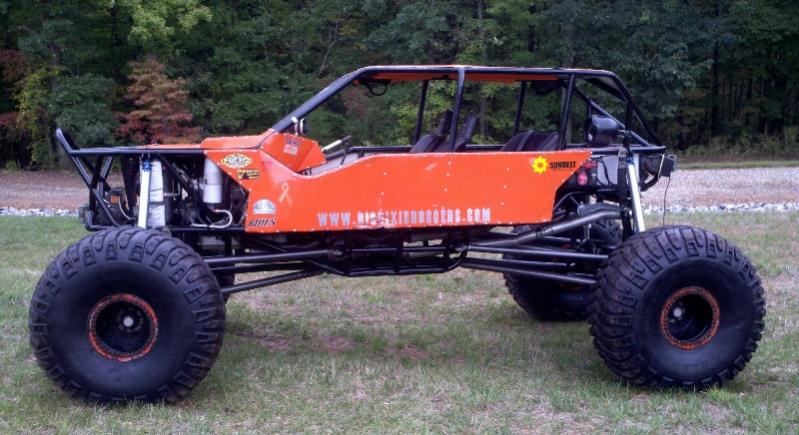 For Sale Big Block 4 Seat Rockwell Off Road Buggy Rockcrawler Forum