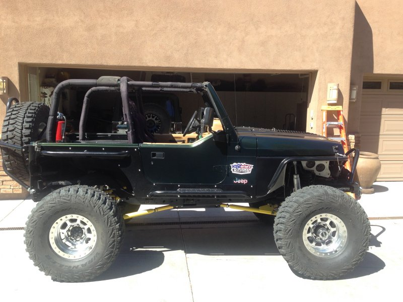 Tj Rock Crawler : For sale custom jeep rock crawler