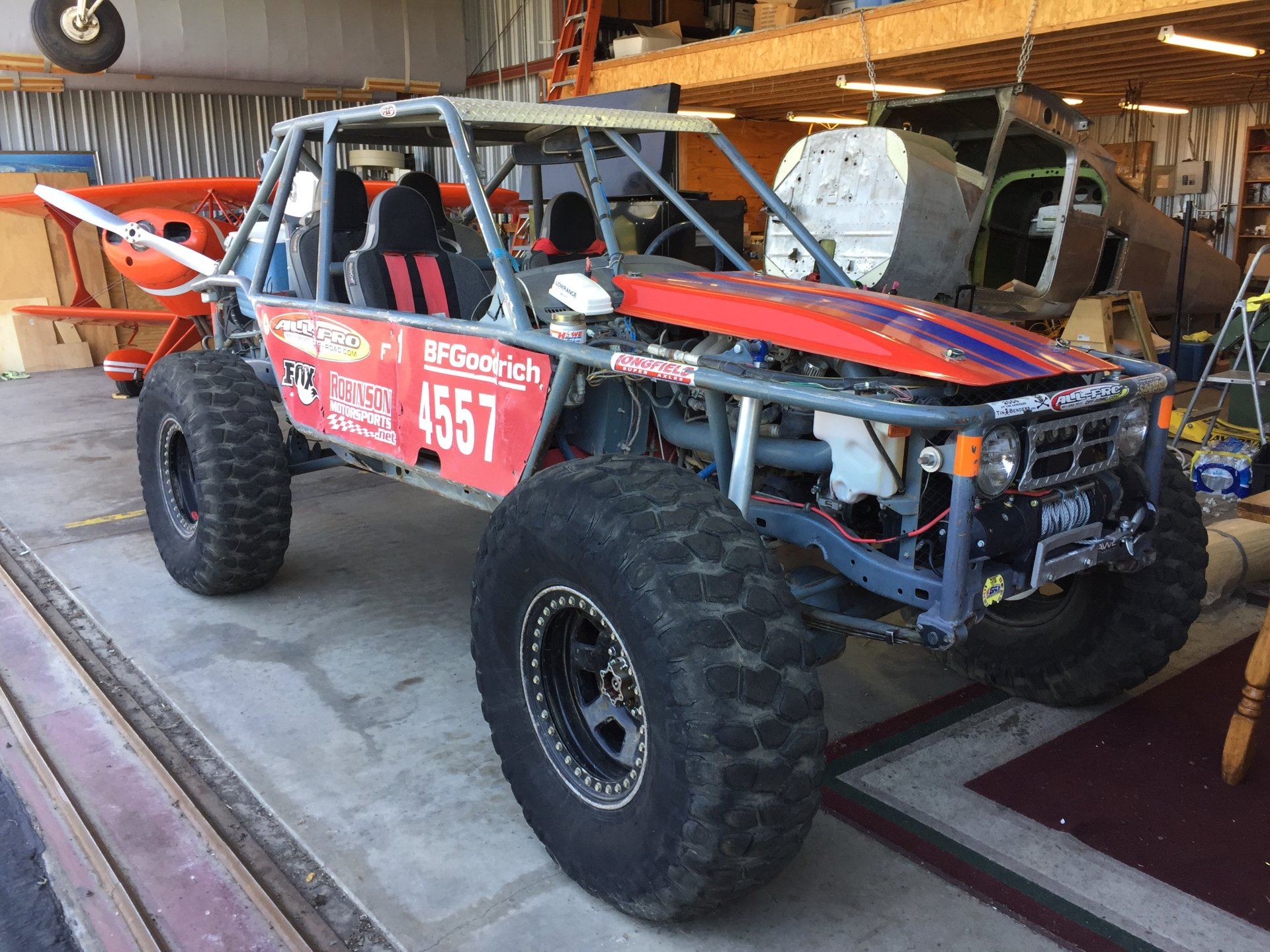 22re Engine For Sale >> For Sale: - Very capable 4 seat tube frame rock crawler ...