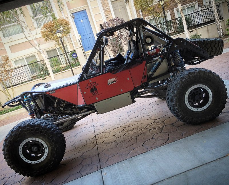For Sale Ultra4 Race Buggy 4 Times King Of Hammers Official